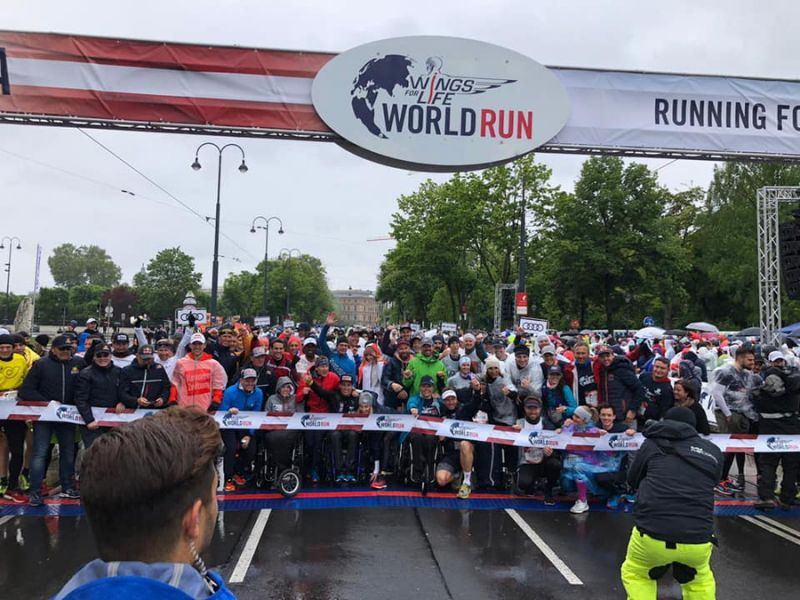 Wings for life worldrun 2019